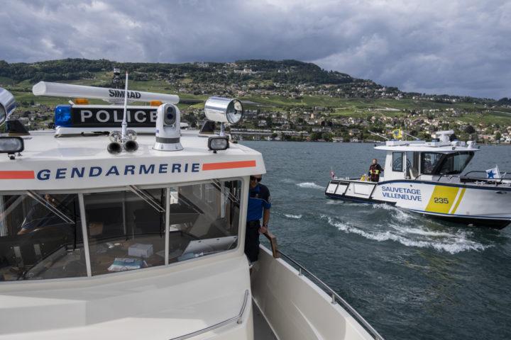 Brigade du Lac - Gendarmerie  24.07.2020