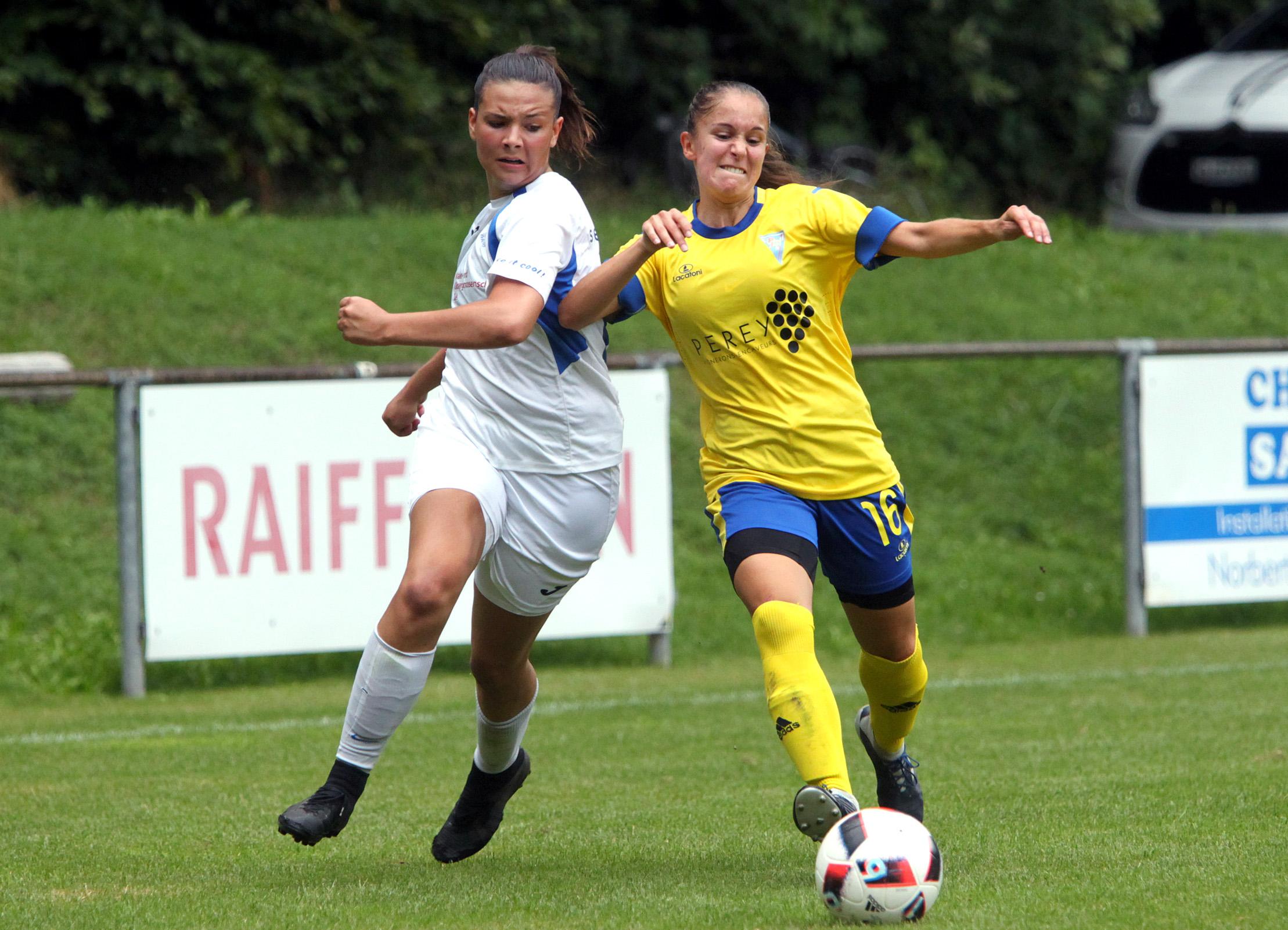 Signaux positifs pour le FC Pied du Jura