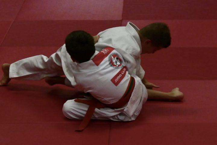 Les jeunes du Judo Club de Morges de retour sur le tatami