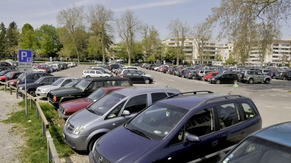 Parking - Moins cher de se garer en Suisse romande