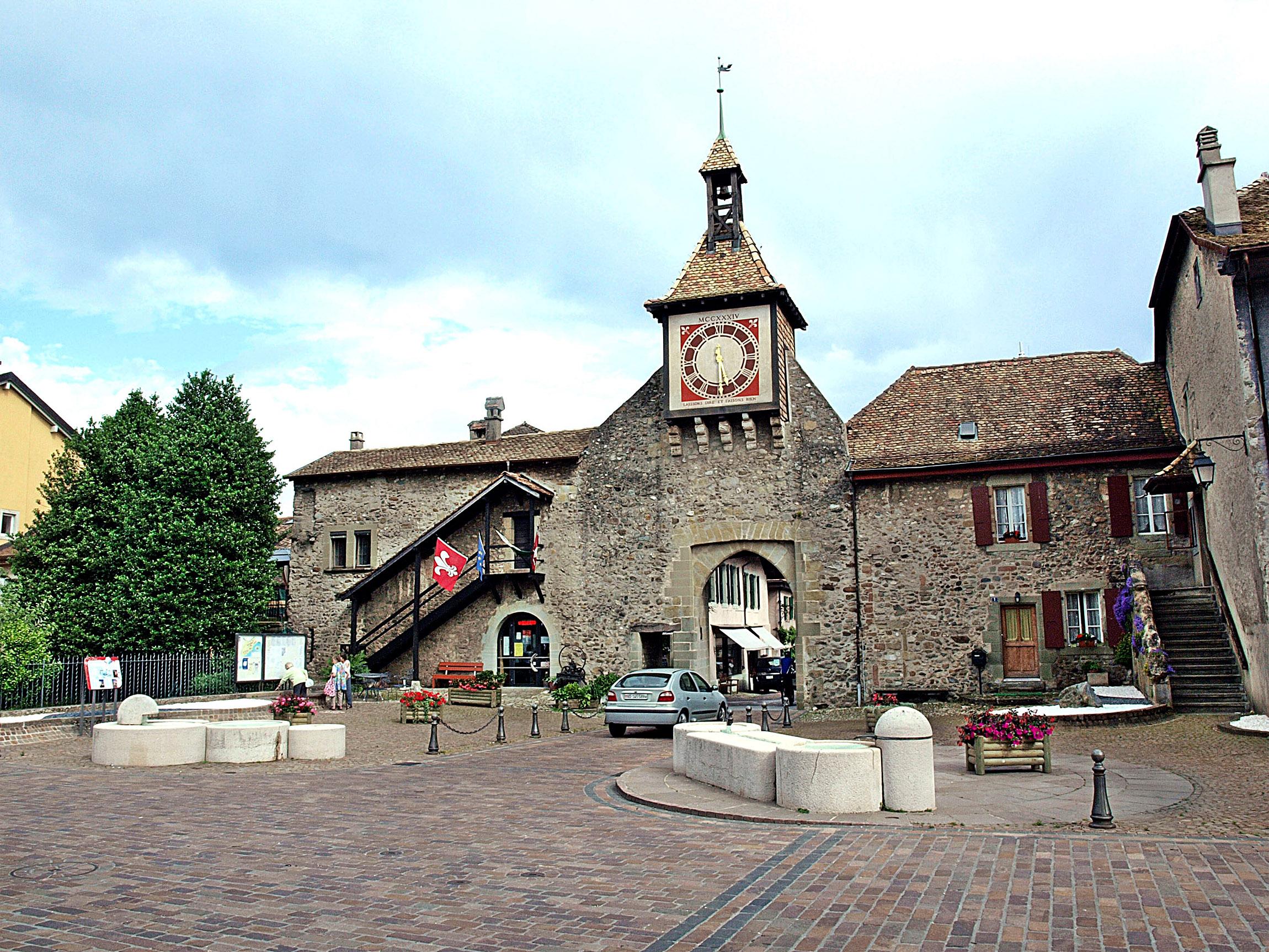 Echos du Conseil: Saint-Prex