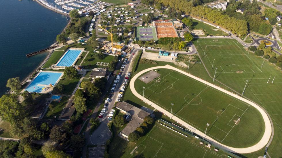 Ce qu'il est possible de faire ou pas au Parc des Sports