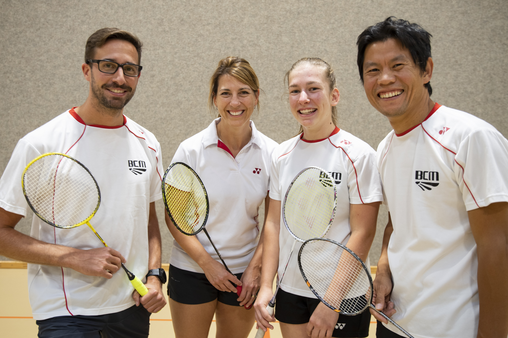Le Badminton Club Morges reprend fort