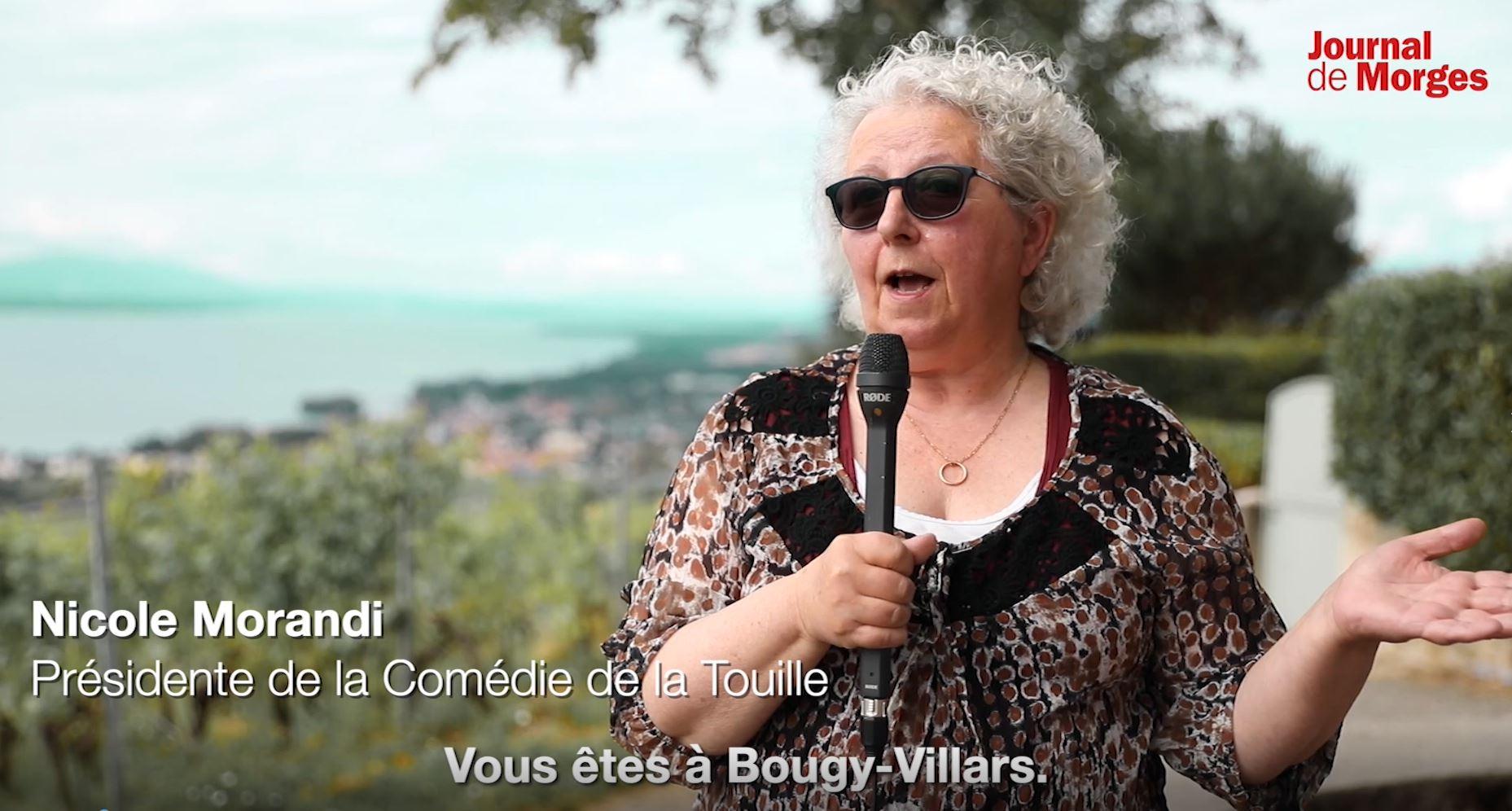À la découverte de Bougy-Villars