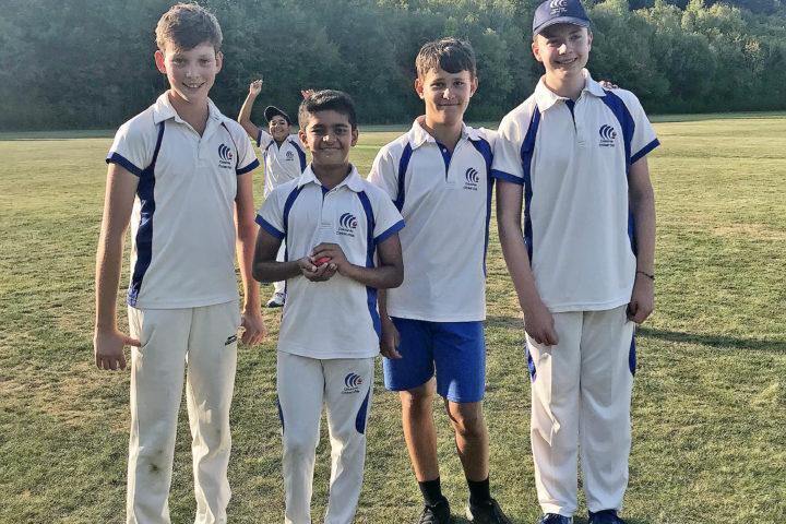 Cossonay fait sa fête du cricket