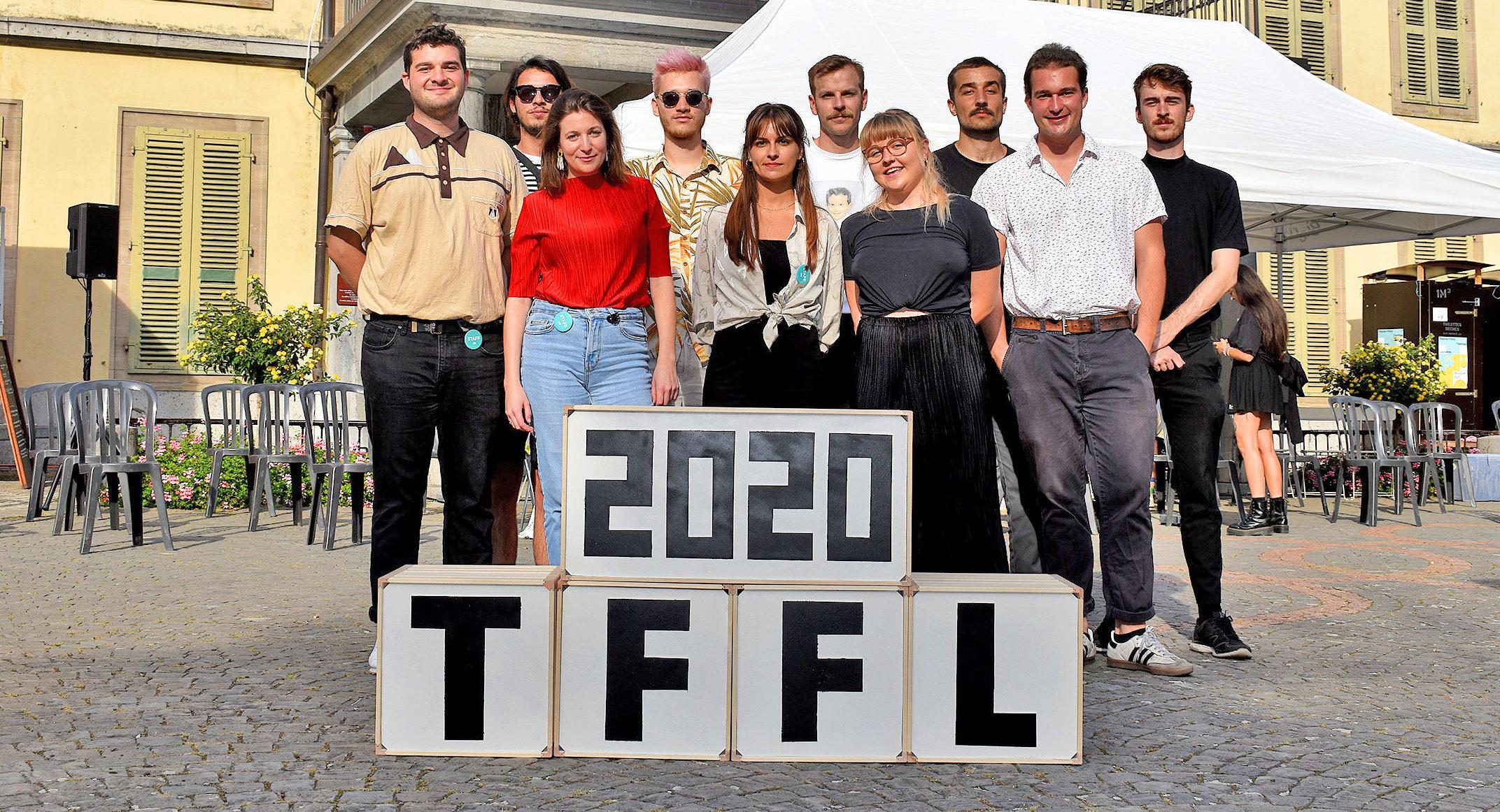 Le Tourne-Films Festival: deuxième, action!