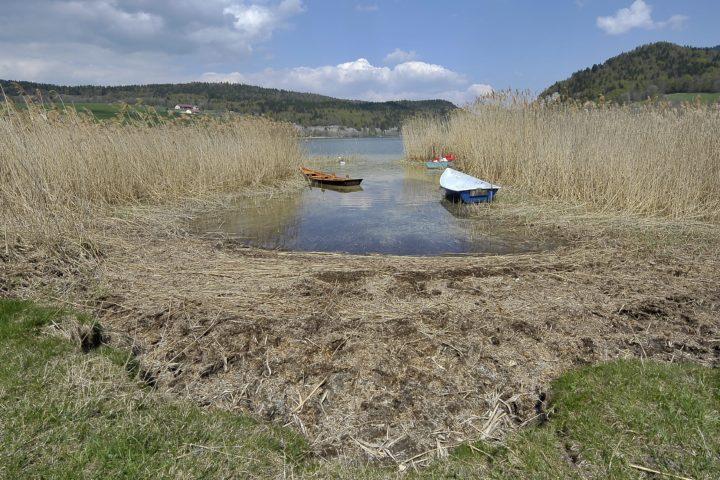 Vallée de Joux: enquête publique pour classer le lac Brenet
