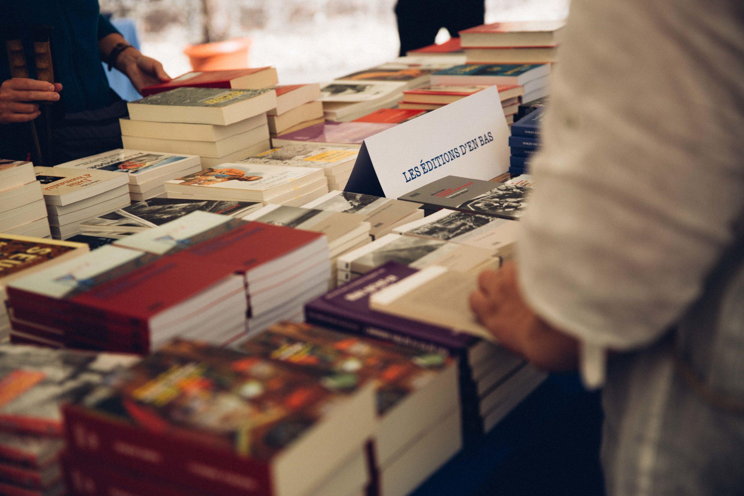 Le livre sur les quais évolue et le succès continue