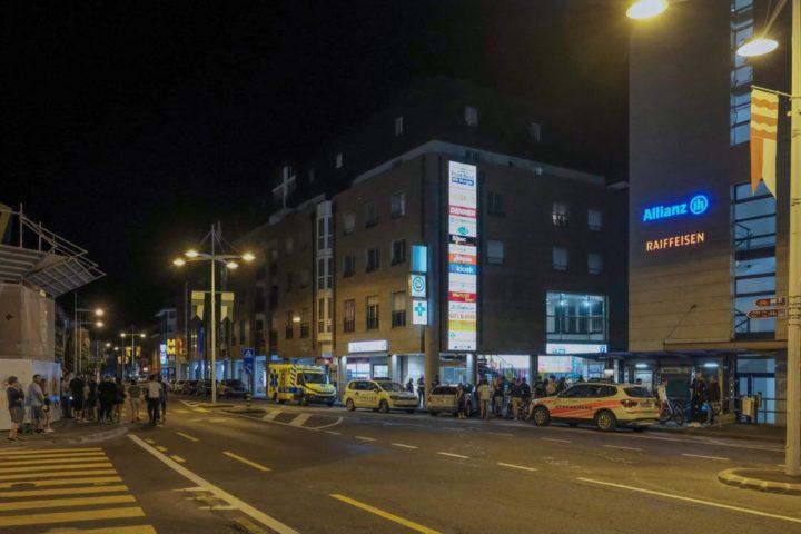 Un homme poignardé au kebab de la gare