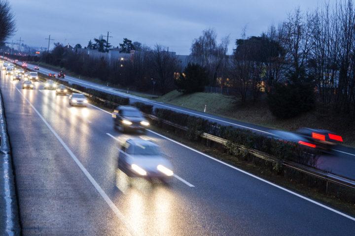 Accident mortel de circulation sur l'autoroute à la hauteur de Tolochenaz