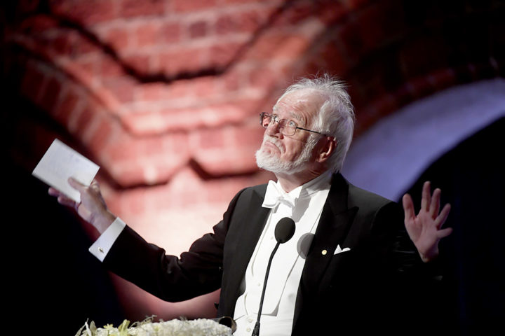 Jacques Dubochet, Nobel unique en son genre