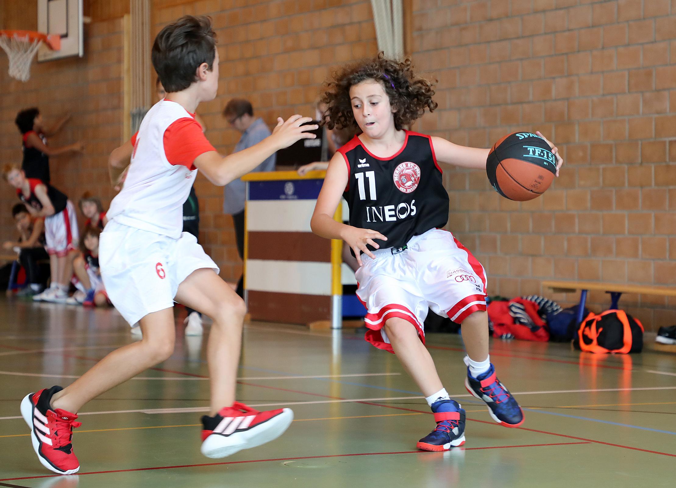 Basketteurs de petite taille, mais derby de haut vol