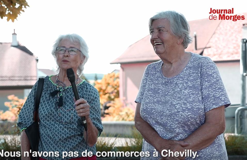 À la découverte de Chevilly