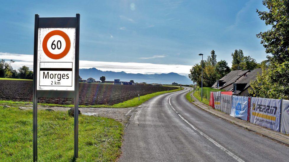 Deux routes pour simplifier la vie des habitants d'Echichens