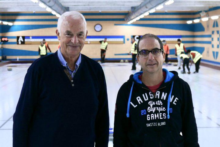 «Le curling, c'est la vie»