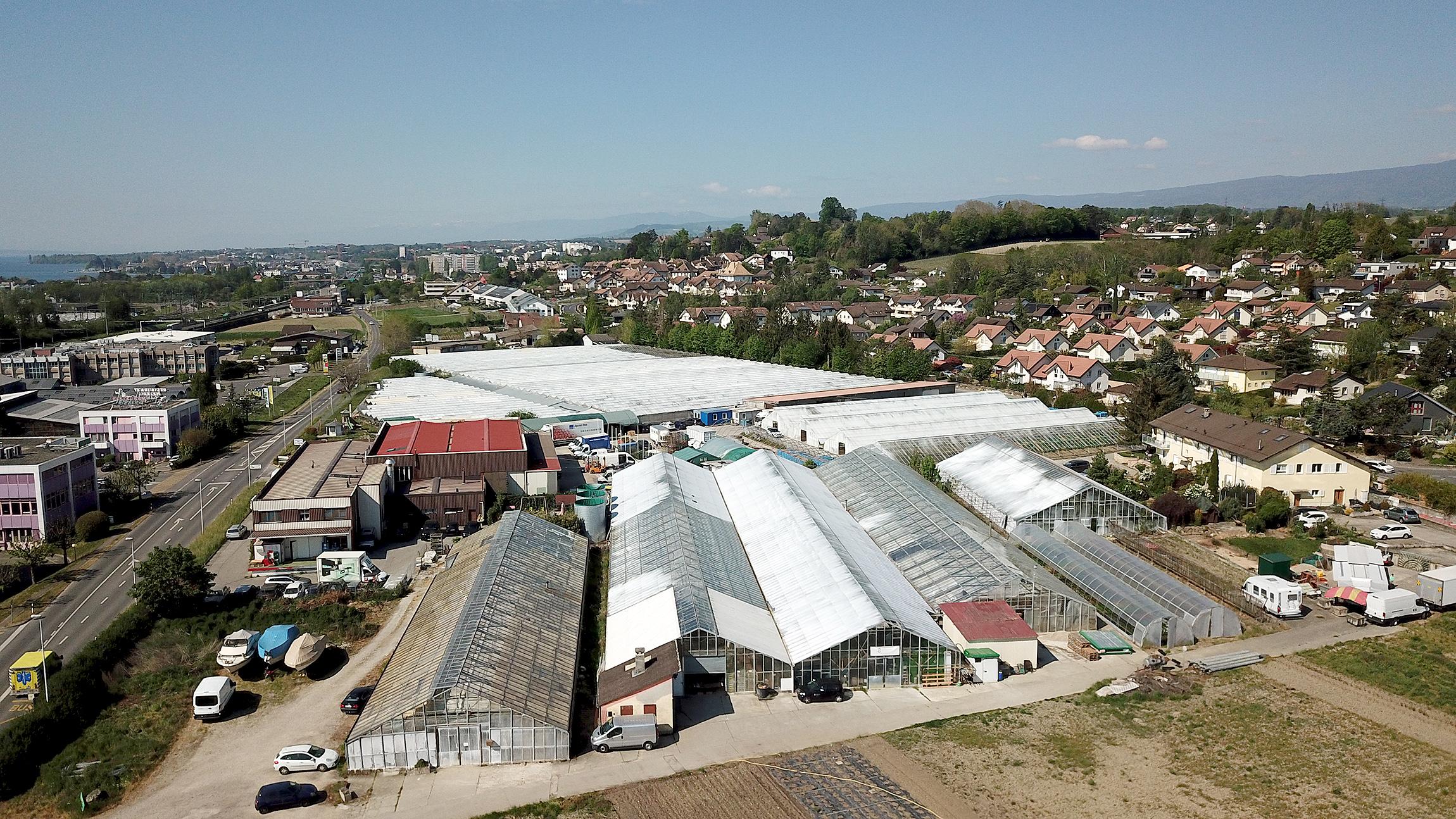 Lonay pourrait accueillir près de 1000 nouveaux habitants