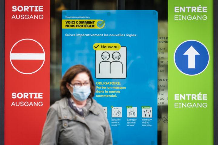 Covid: Le canton de Vaud renforce ses mesures