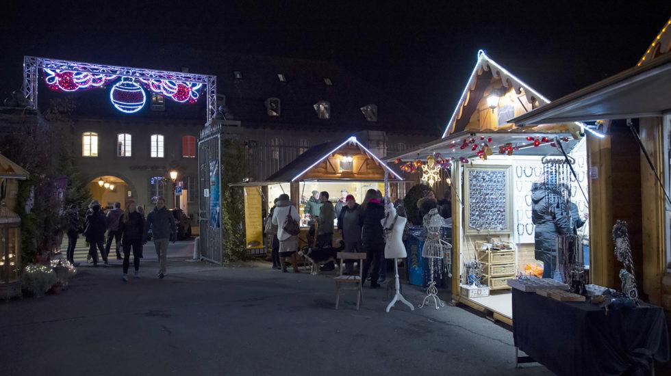 Un marché pour faire vivre la féérie de Noël