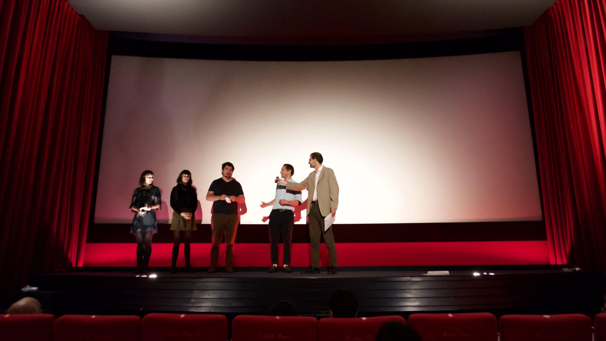 Coup de projecteur sur le cinéma vert