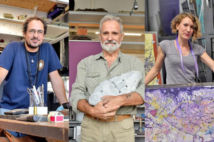 La coloc' des Ateliers de la Côte fête ses trois ans