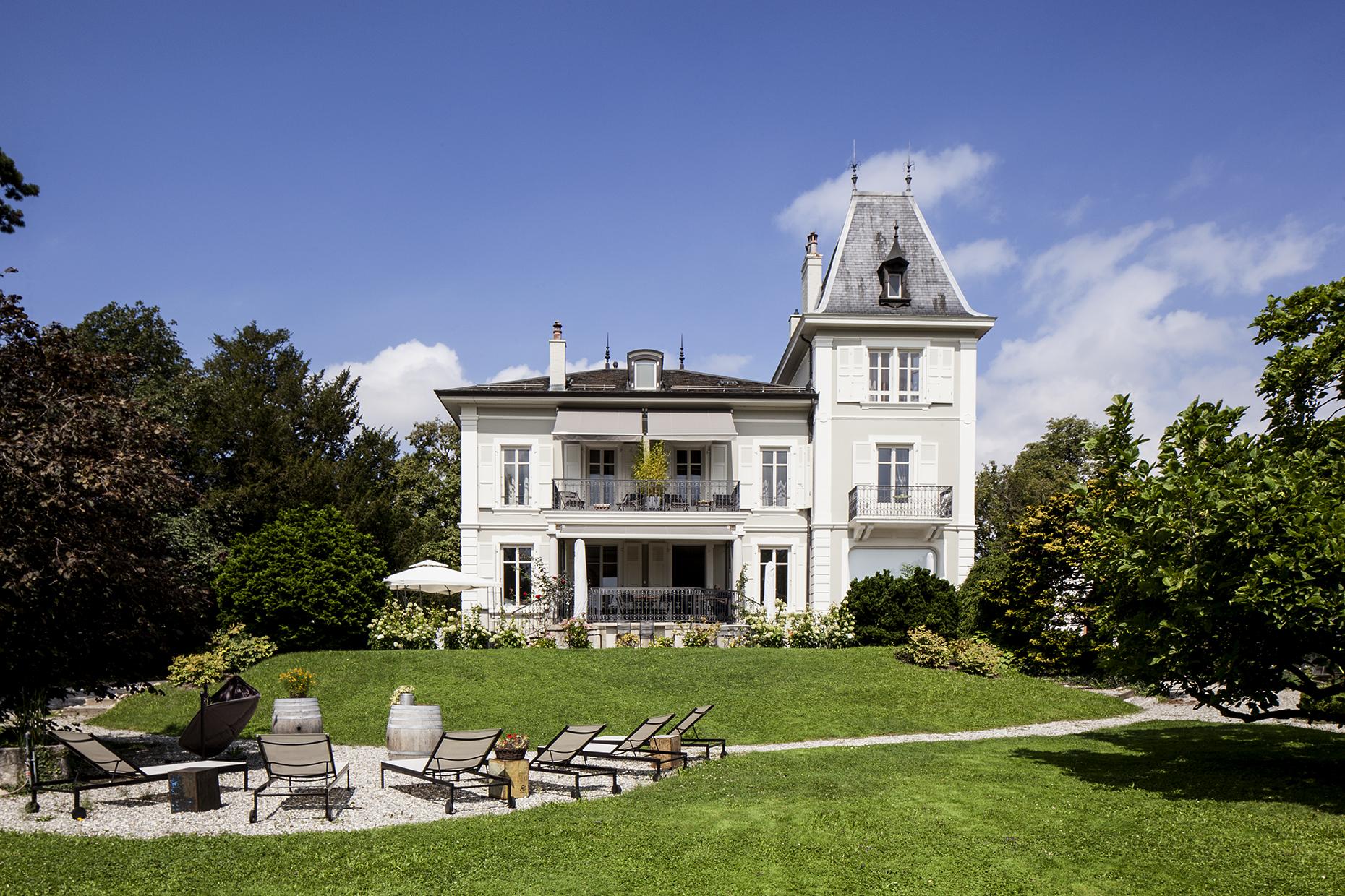 La Maison d'Igor parmi les plus beaux hôtels du pays