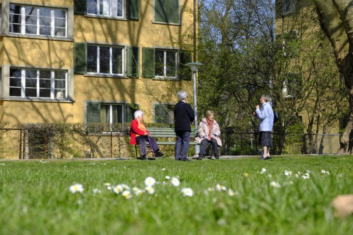 La crise sanitaire a accru la fragilité des aînés selon une étude