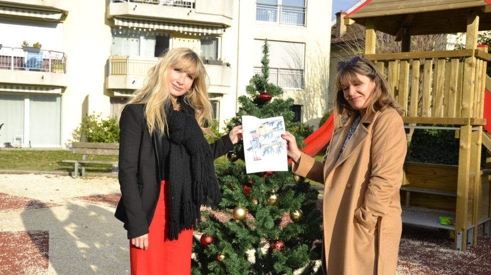 Un Noël solidaire autour du sapin