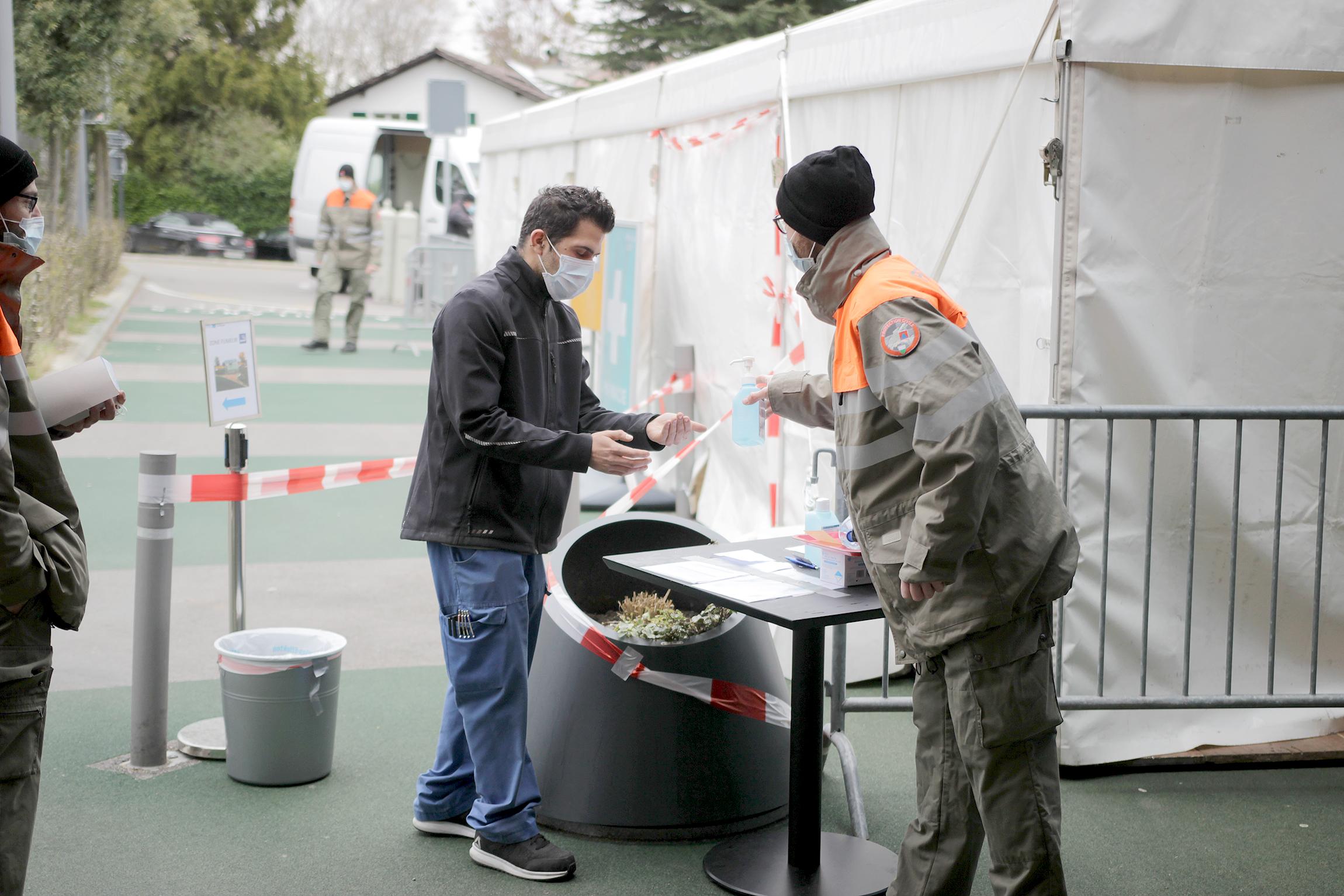 Pandémie: le canton lance un appel à la population