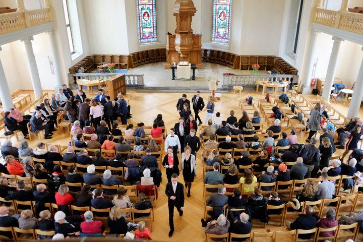 Les églises vont rester vides