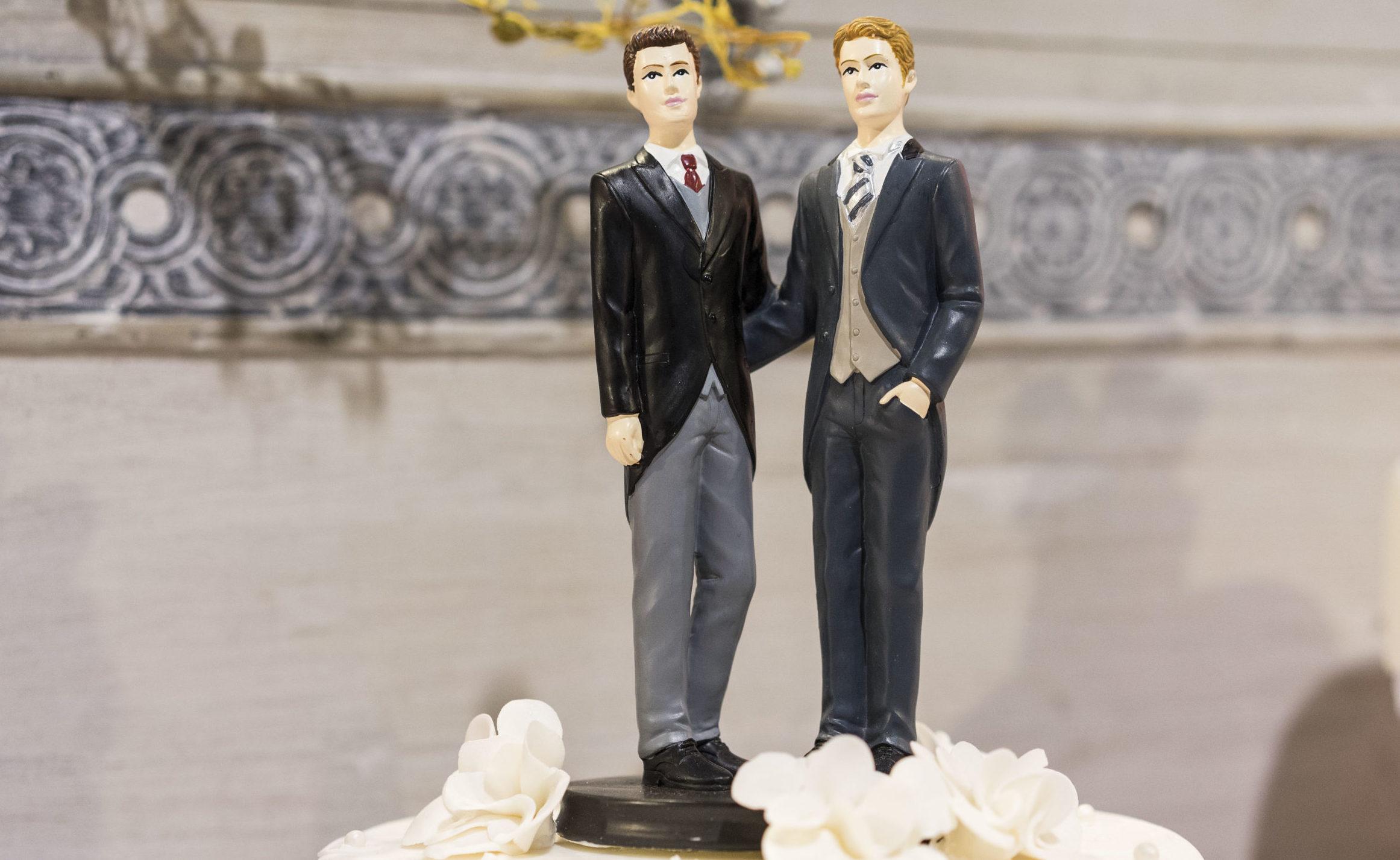 Une majorité de Suisses en faveur du mariage pour tous