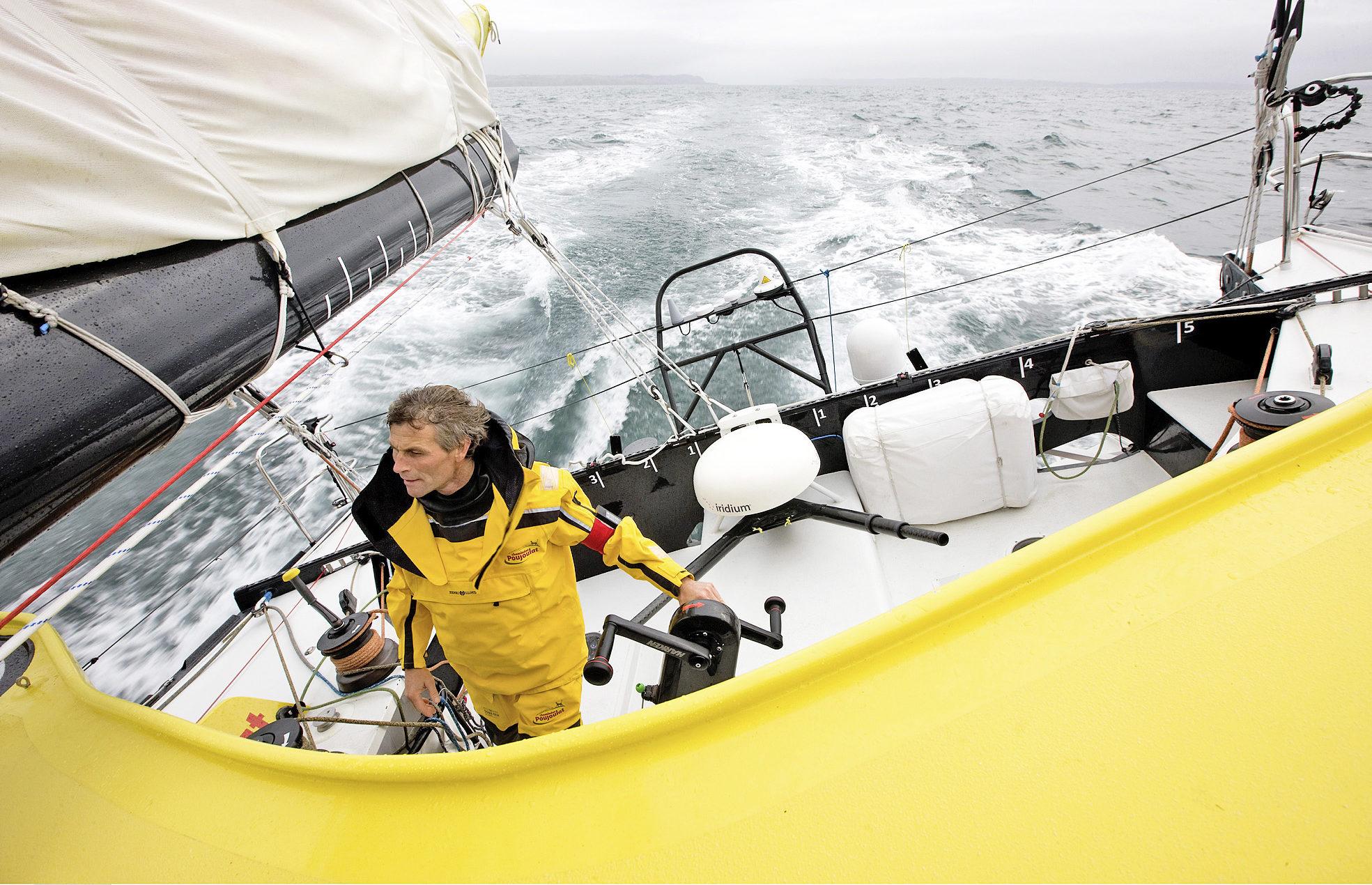 À l'héroïque conquête de l'Everest des mers