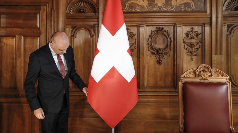 L'économie suisse moins affectée que prévu
