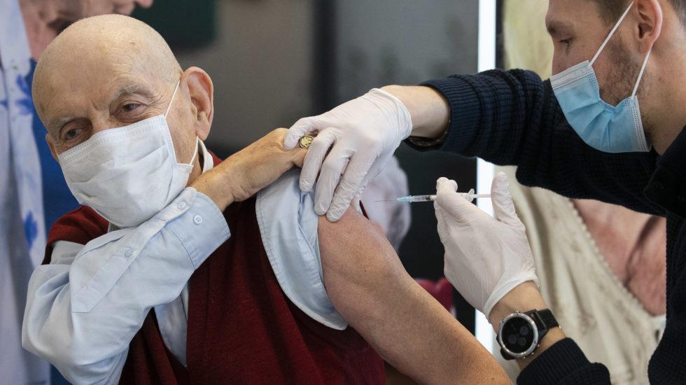 La barre des deux millions de vaccinations dépassée