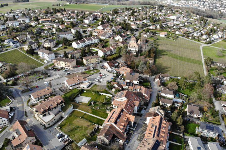 Centre du village, élections, climat et budget discutés à Echandens