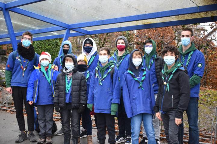Les scouts lancent un raid solidaire