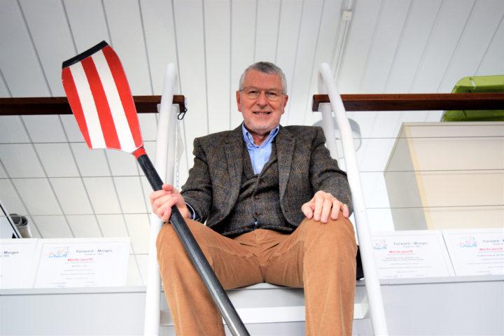 Neville Tanzer élu à la barre de l'aviron helvétique