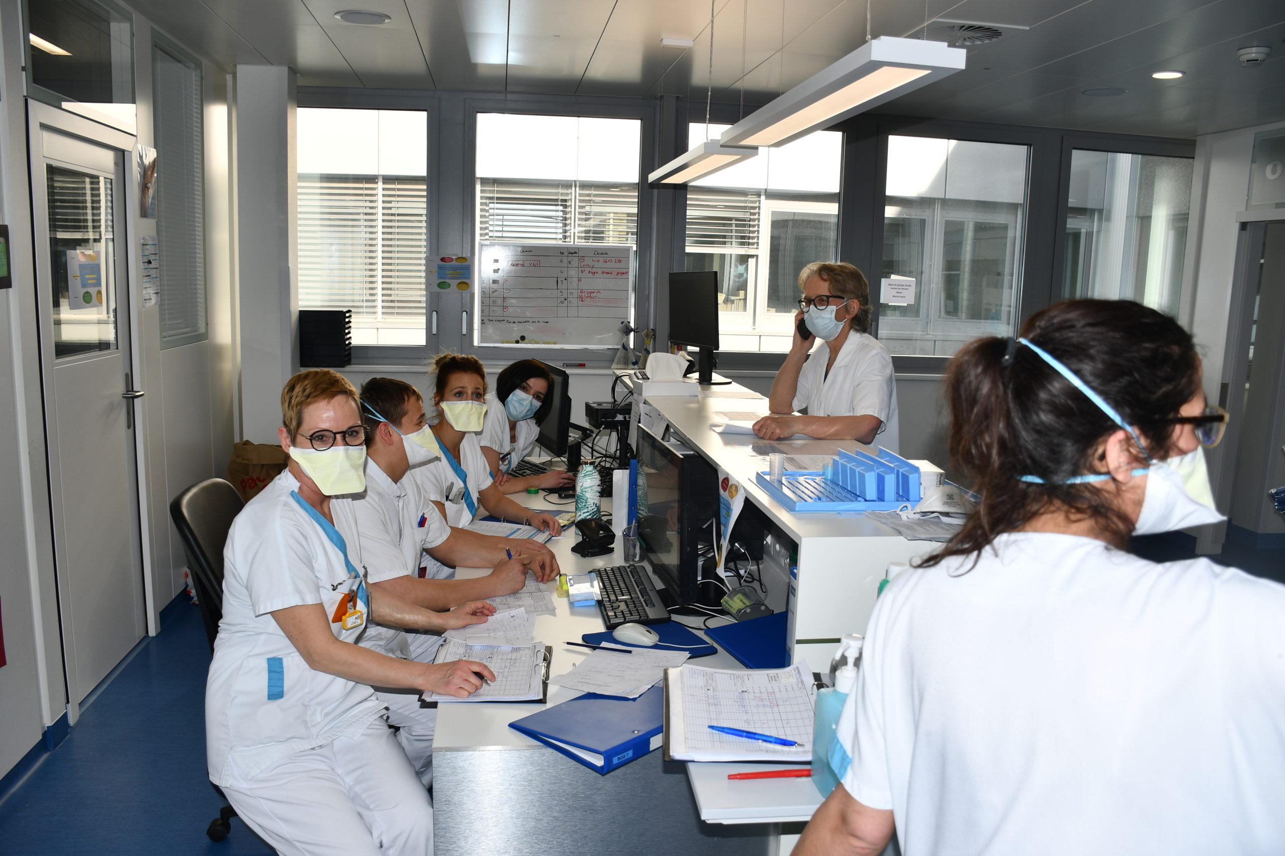 L'Ensemble Hospitalier de la Côte accorde une prime à son personnel