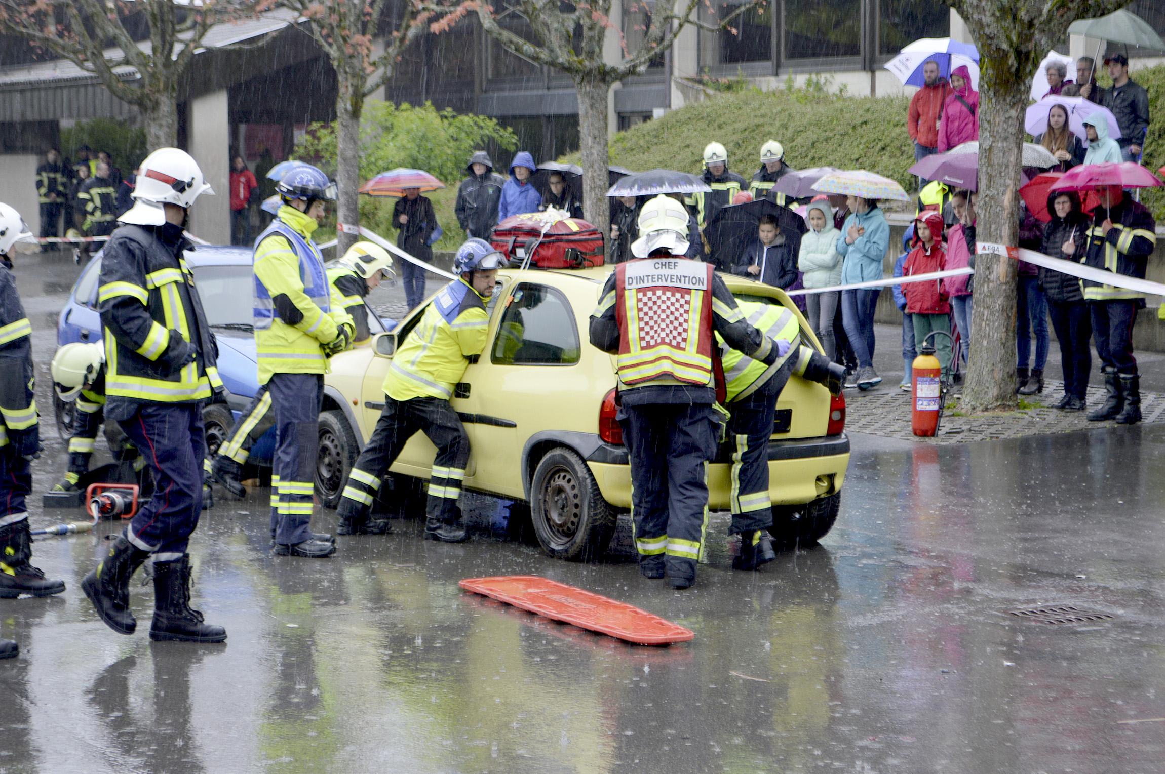 Le Concours des pompiers définitivement annulé