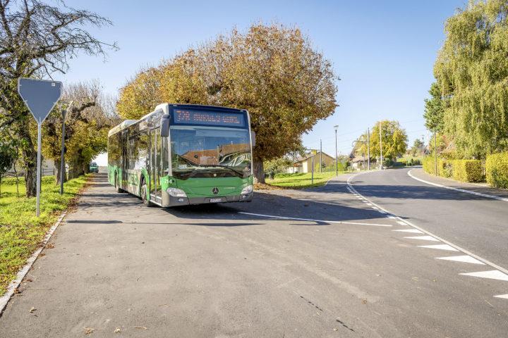 Le canton vient en aide aux transports régionaux et urbains