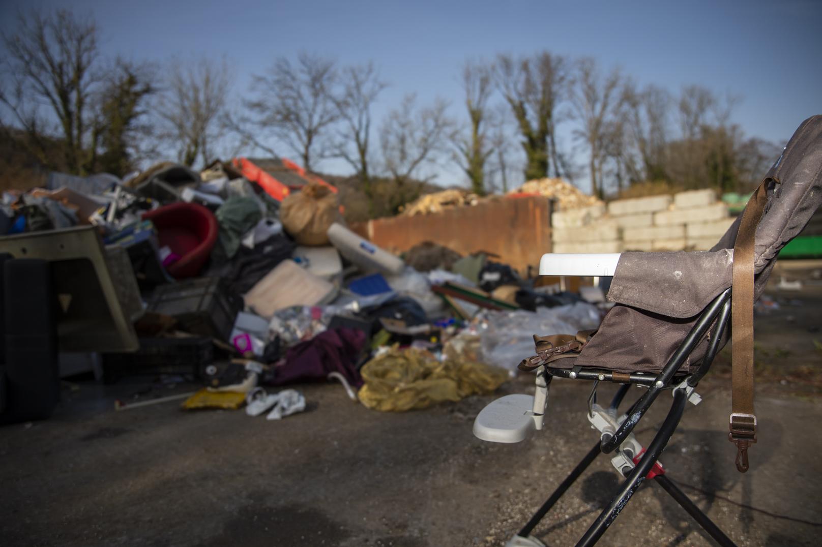Moins de déchets sur les routes