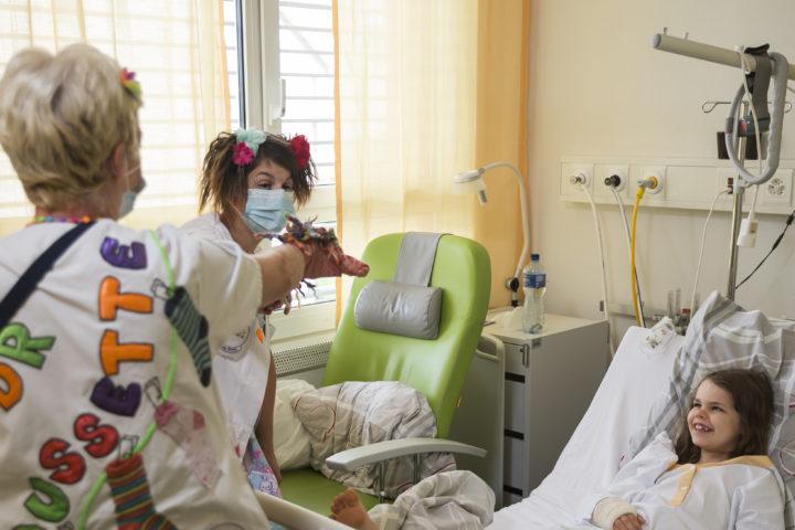 Les visites des docteurs Rêves résistent à la 2e vague