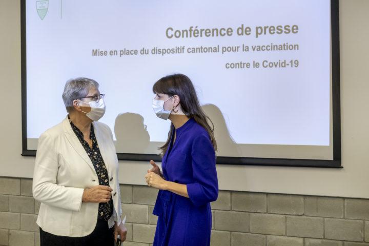 Vaud prêt à lancer la vaccination dès le 11 janvier
