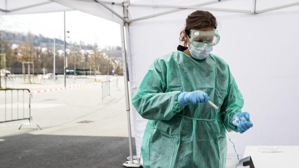 L'épidémie se stabilise, selon la task force