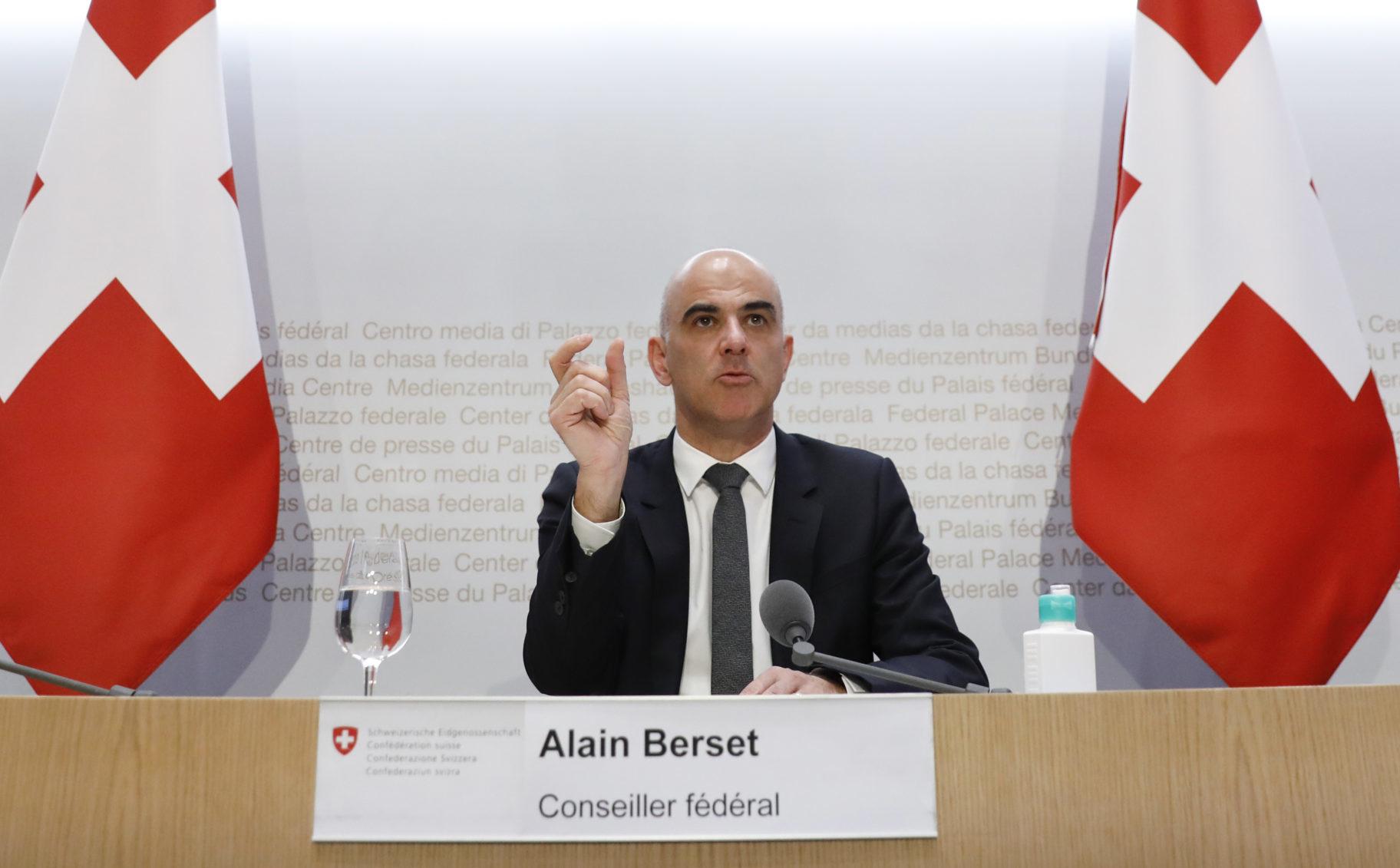 La Suisse poursuit son chemin vers la normalité