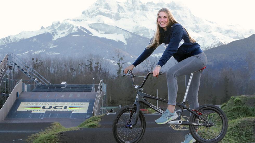 Ma région, ma passion: Zoé Claessens