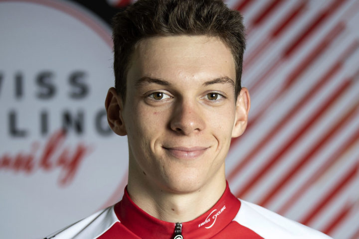 Le cycliste Robin Froidevaux ira aux JO!