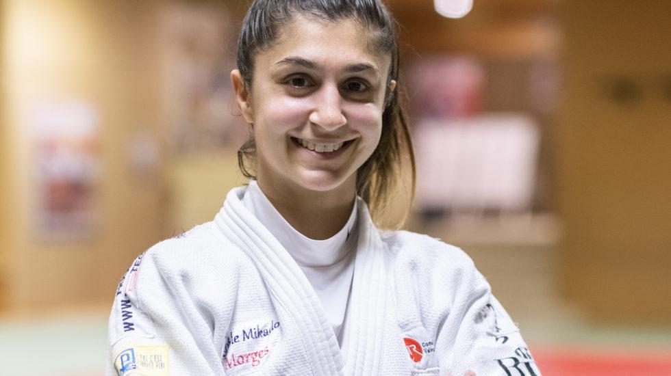 Priscilla Morand vice-championne d'Afrique