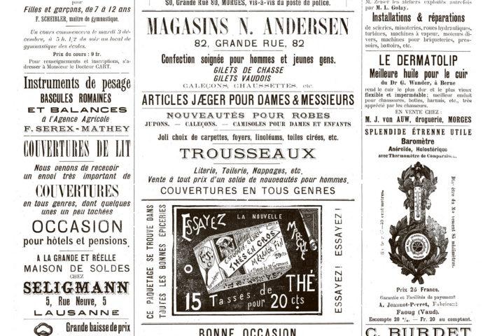 Le 4 décembre 1895