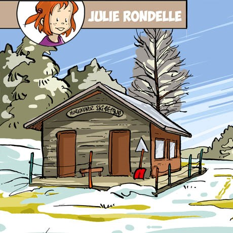 Ski nordic: faut c'qui fond!