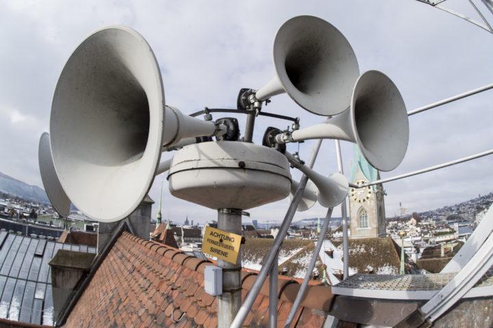 Test annuel des sirènes